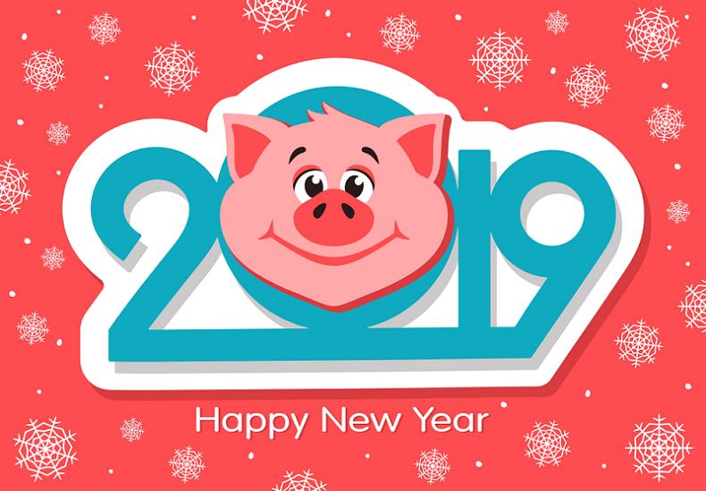 Greetools Happy new Year 2019